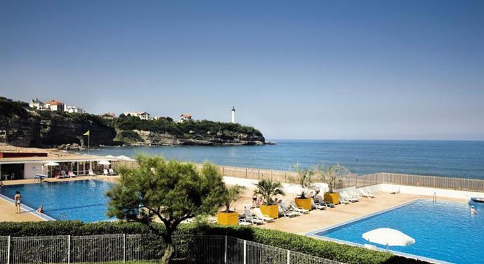 Club belambra la chambre d amour alojamientos y surf en for Belambra anglet chambre d amour