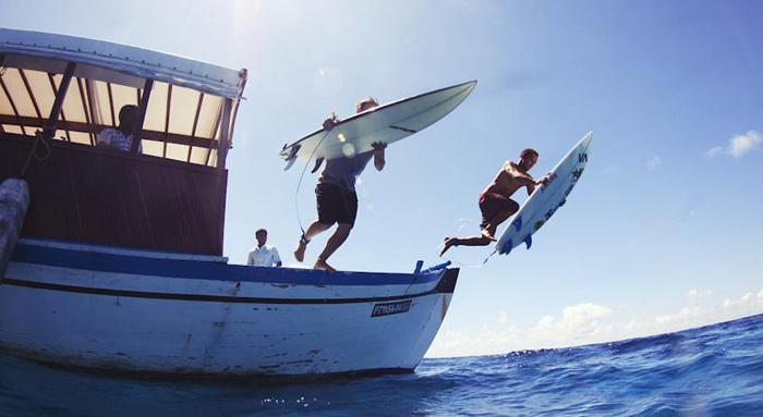 Just Surf Villas Maldives