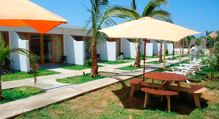 Casa Villamor Hotel Mancora Peru
