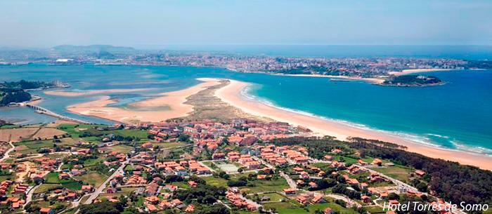 Somo and Santander