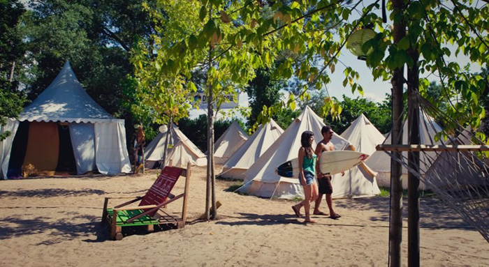 dreamsea surf camp moliets, accommodations and surfing in hossegor