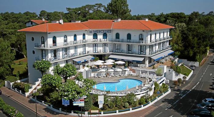 Hotel Les Mercedes