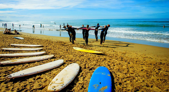 Sunshine Surf Morocco